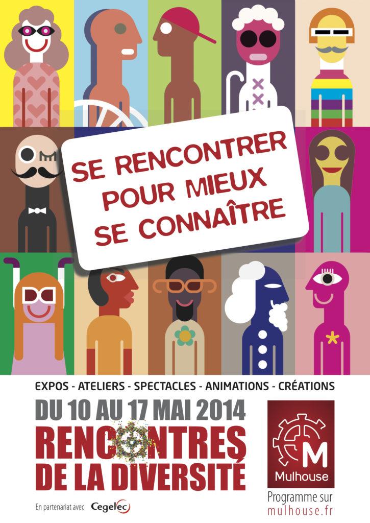 Projection de «la rumeur» le 16 mai 2014 au cinéma le Palace à Mulhouse