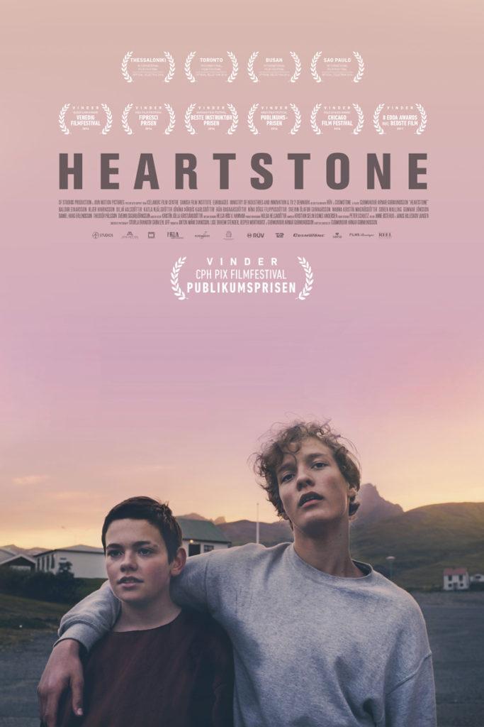 Heartstone – un été islandais