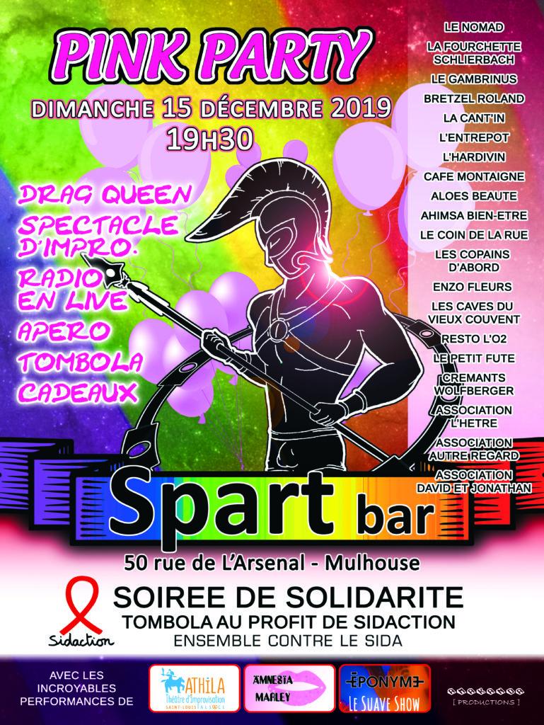 Soirée PINK PARTY